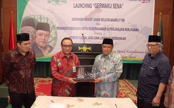 Realisasikan Program Ekonomi, PBNU Luncurkan Program Gerwaku Sena